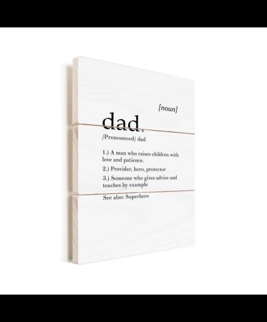 Vaderdag - Definitie Dad Vurenhout