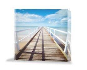 Foto op acrylaatblok