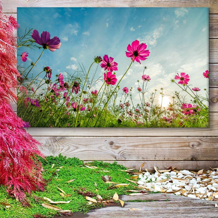 tuinposter met eigen foto