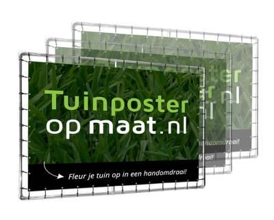 offerte aanvragen bij TuinposterOpMaat.nl